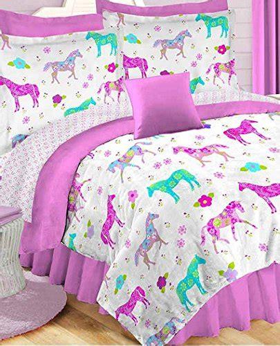 girl horse bedding horse bedding for girls