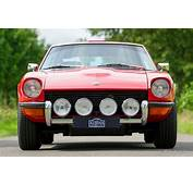 Datsun 240Z Rally Car 1971  Welcome To ClassiCarGarage