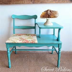 Refurbishing Furniture by Refurbished Furniture Flea Market Find Makeover