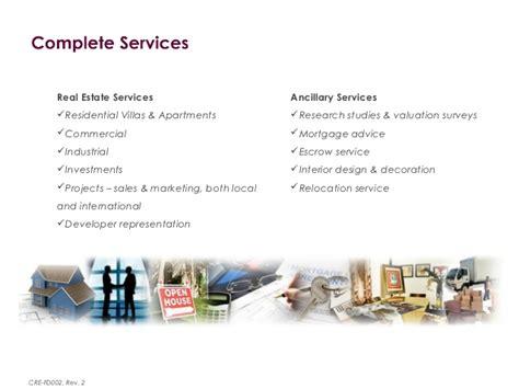 choueri real estate company profile
