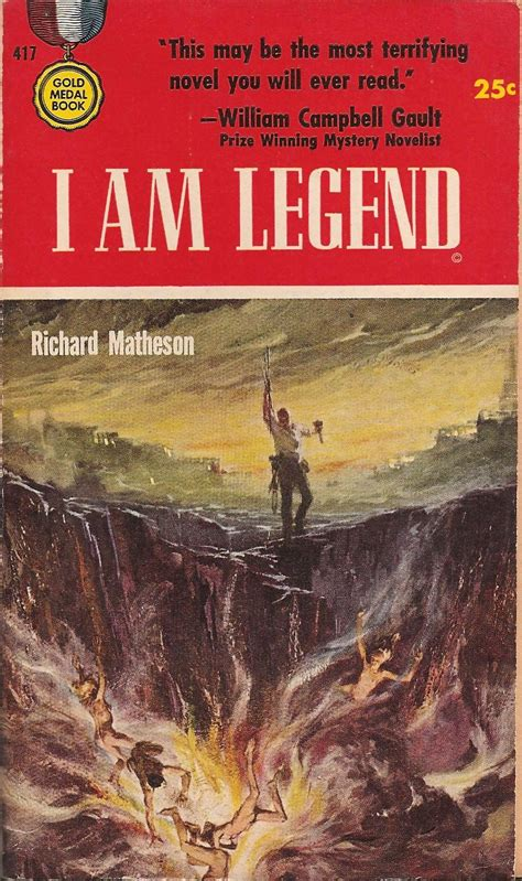 i am books much horror fiction the i am legend book archive