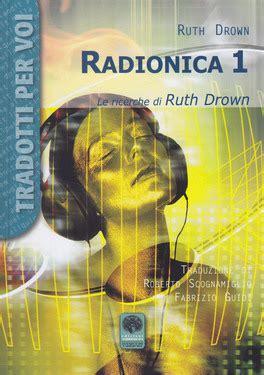 libro drown radionica 1 le ricerche di ruth drown ruth drown ruth beymer drown