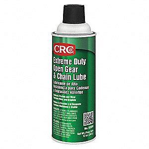 Crc Open Gear crc duty open gear chain lube 12 oz 1hbk7 03058 grainger