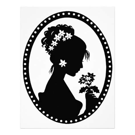 Jewelrys Silhouette Circle To Remind You Of Whats Important by Cameo Clipart Free Clip Free Clip