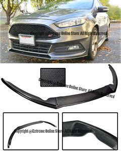 ford focus st front bumper add  bottom