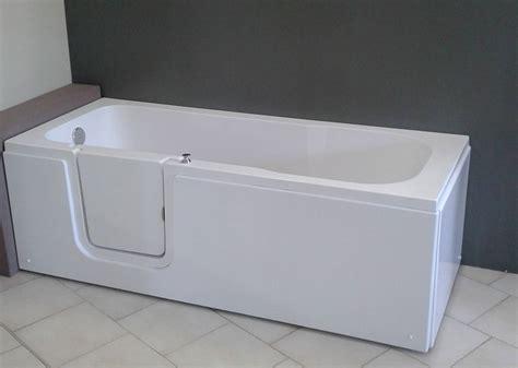 sportello vasca da bagno vasca con sportello