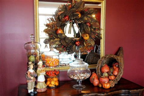 thanksgiving home decorations ideas 8 traditional thanksgiving decorating ideas design in vogue