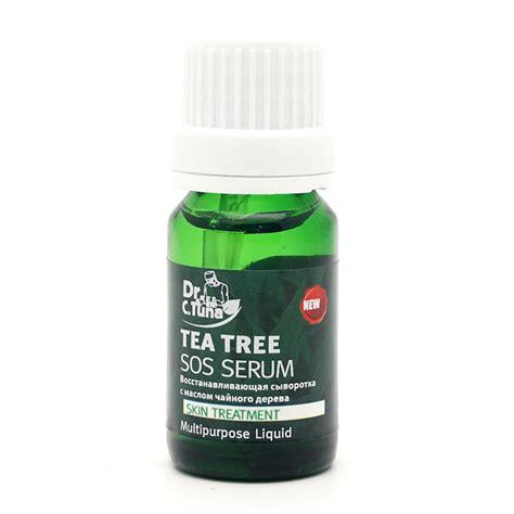 serum tea tree by kefir cipan serum trị mụn tea tree farmasi 10ml hasaki vn