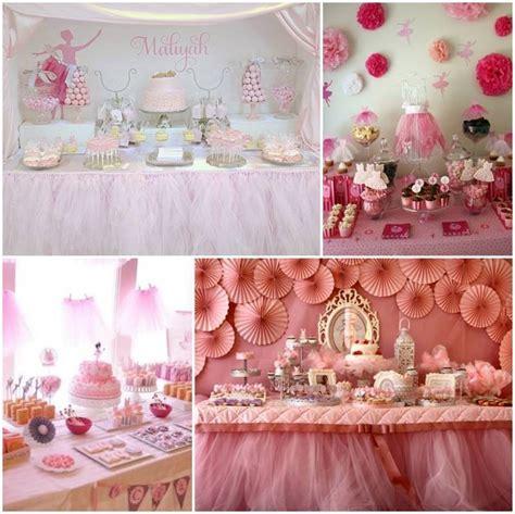 decoracion habitacion bebe bailarina decoracion de baby shower de bailarina baby shower