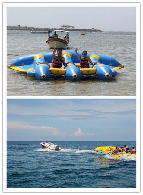flying boat towables enjoyable inflatable water sport equipment flying fish