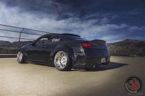 infiniti g35 wide kit og wide kit g35 coupe outcast garage