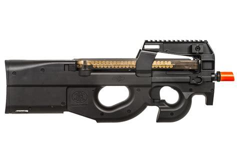 Airsoft Gun P90 fn herstal p90 smg aeg airsoft gun black by palco sports gi