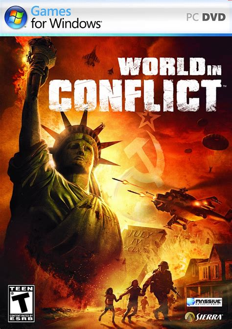 the world in conflict world in conflict pc ign