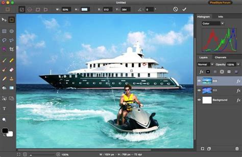 layout editor for mac os x mac photo editor pixelstyle photo editor for mac
