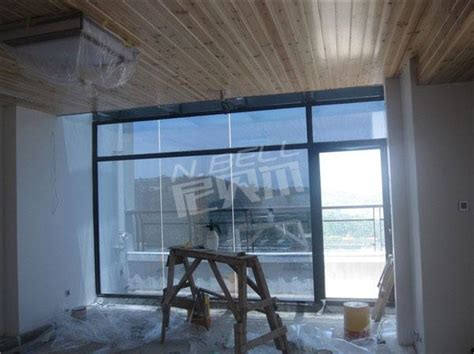 sunfilm for house windows explosion proof glass film dodechedron membrane sun film glass paper translucidus