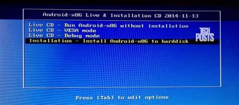 reset android x86 install android 5 0 2 lollipop on pc and laptops with windows