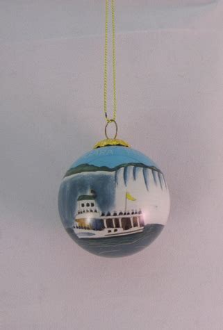christmas ornaments souvenir city headquarters