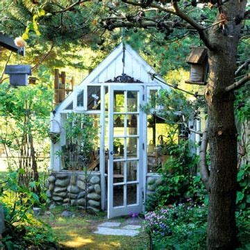 Cool Garden Shed by 10 Cool Garden Potting Sheds Greenhouse Ideas