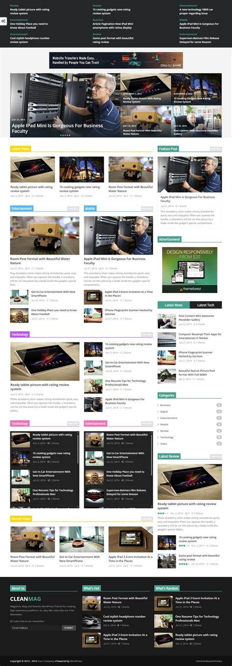 theme ref blog m 225 s de 25 ideas incre 237 bles sobre news web design en