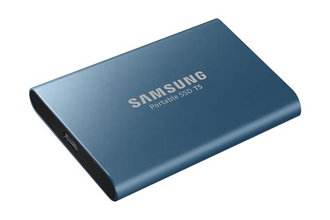 Samsung Portable Ssd T5 500gb samsung portable ssd t5 500gb mobile external solid state
