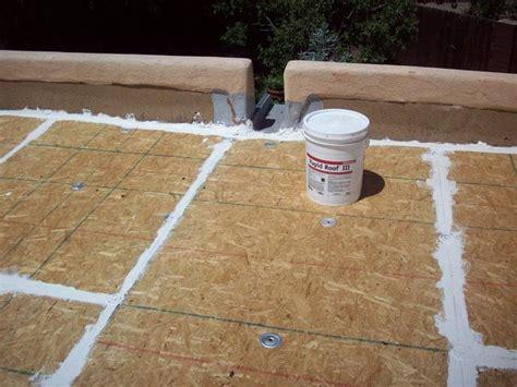 Decke Osb by New Osb Roof Deck