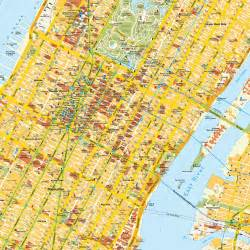 Street map new york city nyc usa maps and directions at