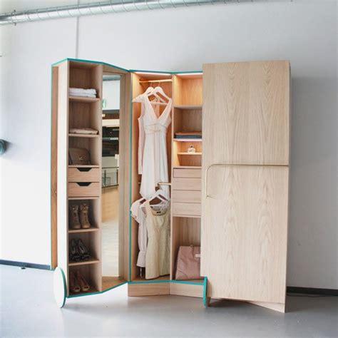 minimalist  functional closet featuring spacious