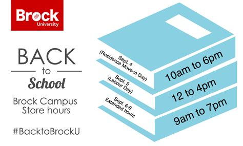 10 things every student should know when coming to brock