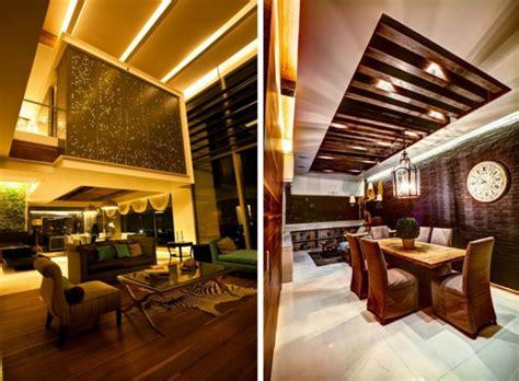 wohnung rustikal einrichten penthouse wohnung mit moderner einrichtung leben im luxus
