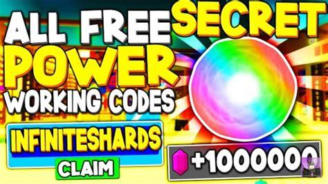 newx power secret code  anime fighting simulator