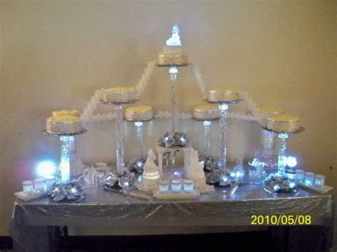 cupcake stand with led lights my lighted cake stands diy weddingbee photo gallery