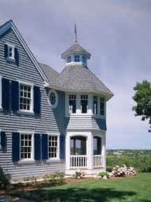 Light Gray Is The Traditional Color Of Cape Cod Style Blue Shutters Houzz