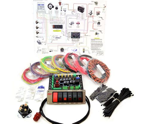standard complete wiring kit computech