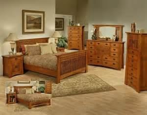mission oak bedroom furniture bungalow mission pasadena oak bed mission bedroom furniture