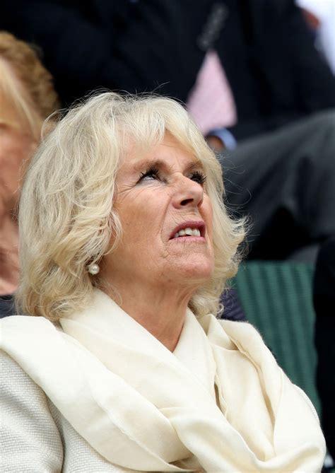 Camilla Bowles Was by Camilla Bowles Photos Photos Wimbledon Tennis