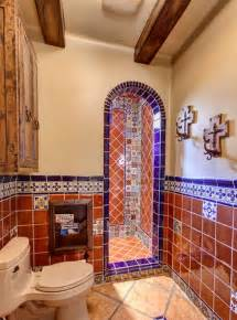 Spanish Bathroom Design Home Decorating Ideas The Spanish Style
