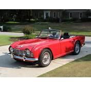 Triumph TR4  Information And Photos MOMENTcar