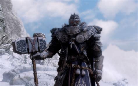 skyrim heavy armor mod heavier version of the stormlord armor skyrim mod talk