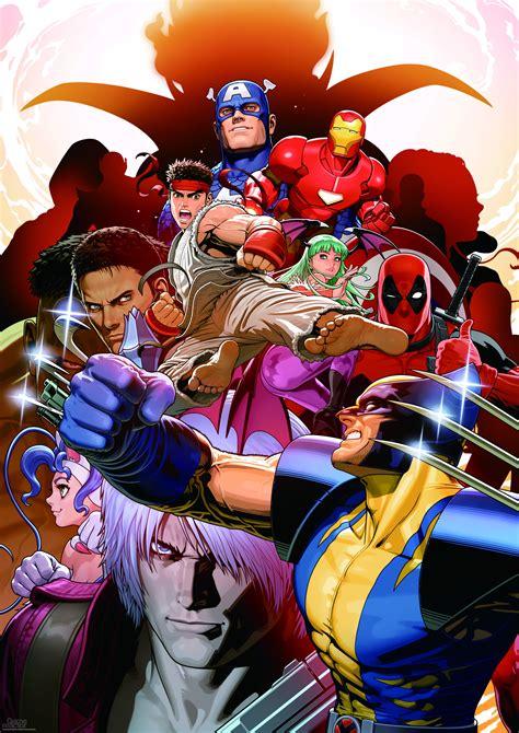 Marvel Vs Capcom Live Wallpaper by Marvel Vs Capcom 3 Fate Of Two Worlds 1920x1080 For