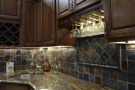 kitchen backsplash ideas with dark cabinets kitchen contemporary kitchen backsplash ideas with dark