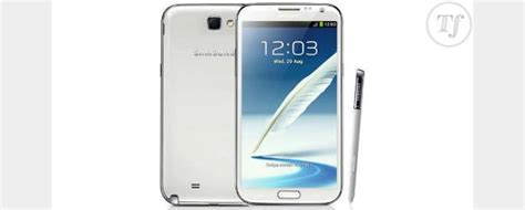 Samsung Note 2 Second galaxy note 2 samsung passe la seconde terrafemina