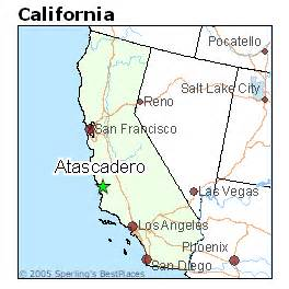 best places to live in atascadero california
