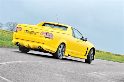 vauxhall maloo vxr8 review evo