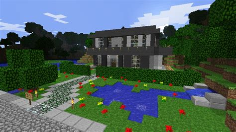minecraft luxus haus luxus haus minecraft project