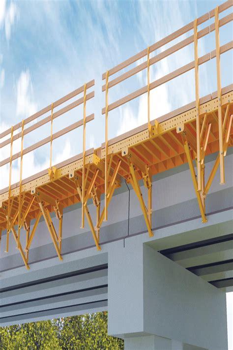 efco bridge edge deck system concrete construction