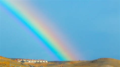 Rainbow Of 10 spectacular rainbows israel israel21c