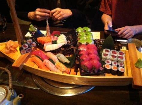 sushi boat restaurant los angeles hanabi sushi house prague nove mesto new town