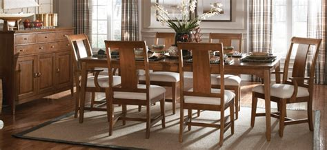 kincaid dining room sets kincaid dining room sets cherry park collection by shop on
