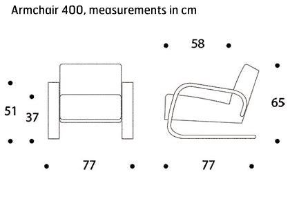 armchair measurements armchair 400 a k a tank chair measurements