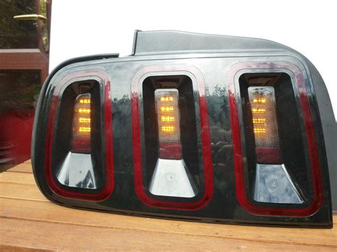 2013 mustang euro tail lights uk euro conversion for 05 09 mustang raxiom gen5 tail